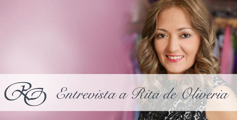 Entrevista a Rita de Oliveira, diseñadora.
