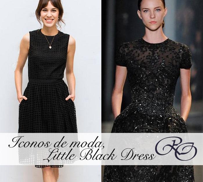 Cómo llevar el icono de moda de esta temporada, Little Black Dress.