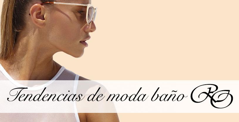 Conoce las tendencias de moda baño para este verano de la mano de Rita de Oliveira.