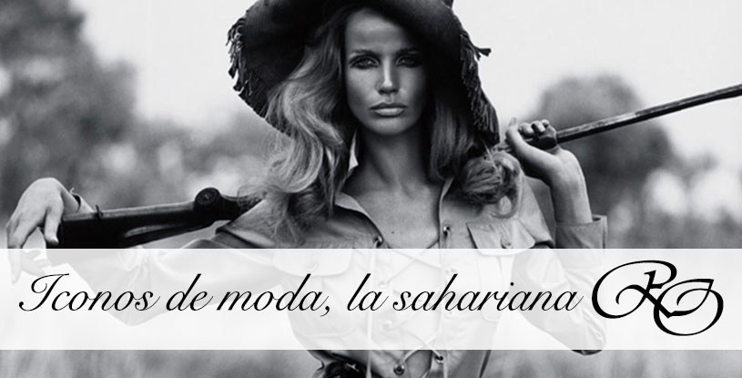 Analizamos por qué la sahariana es un icono de moda.